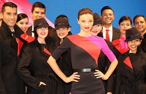 Qantas Uniforms