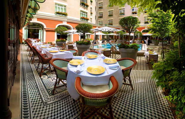 Le Royal Monceau Raffles Paris Garden