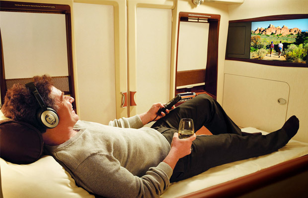 Craziest Airline Amenities