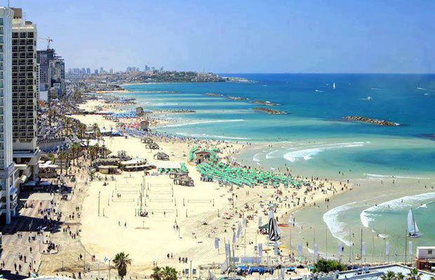 NYC and LA to Tel Aviv Flight Deal