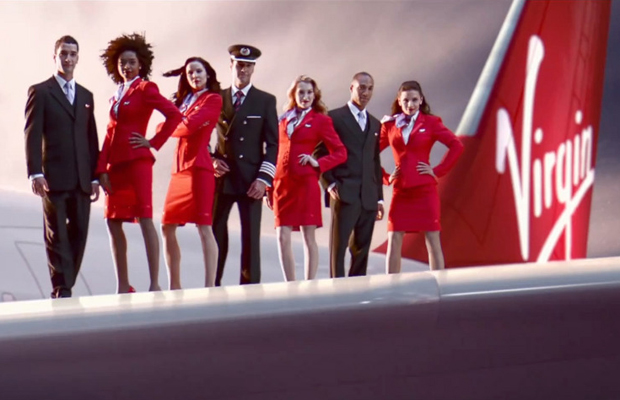 Virgin Atlantic Uniforms