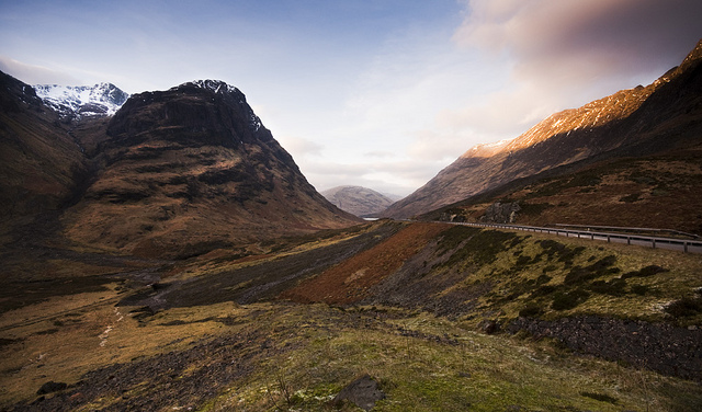 Glencoe, Scotland, UK, Highlands