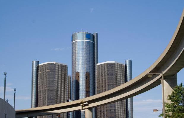 Detroit Broke Economy
