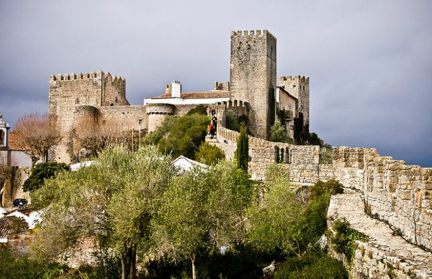Pousada do Obidos, Portugal