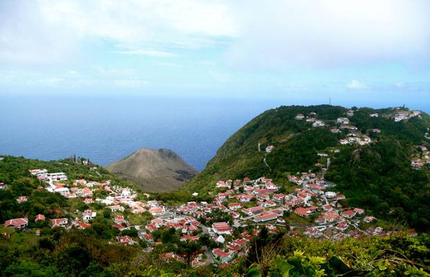 Saba - off the beaten path caribbean which island