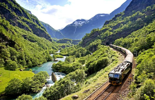 Great European Train Trips