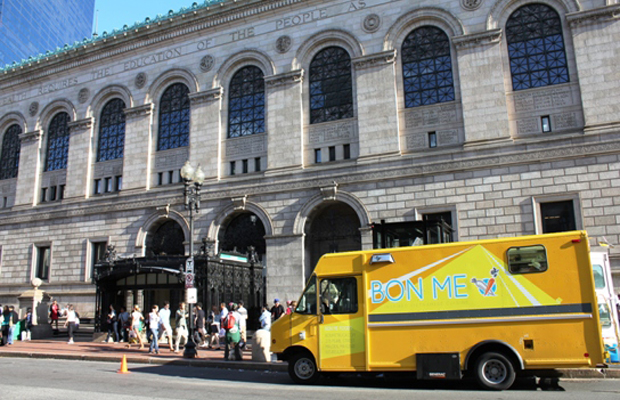 Best Boston Food Trucks