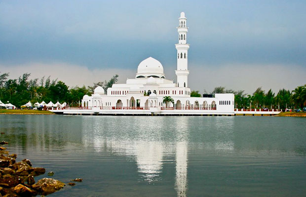 The Floating Mosque