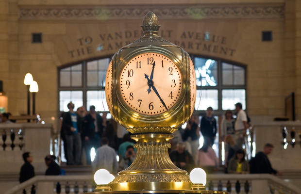 Gct-information-booth-clock