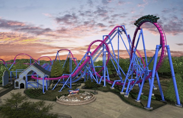 New Amusement Park Attractions for 2014