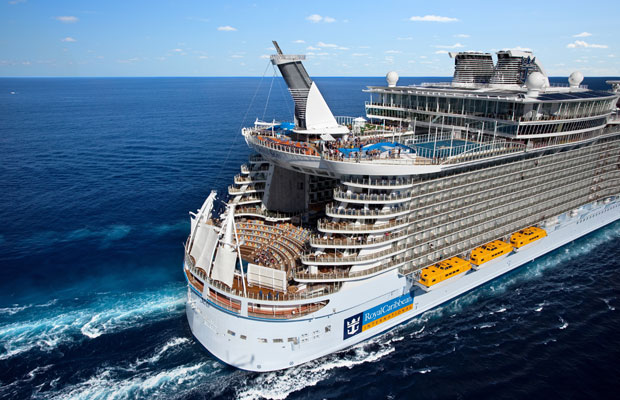 Allure of the Seas Interview