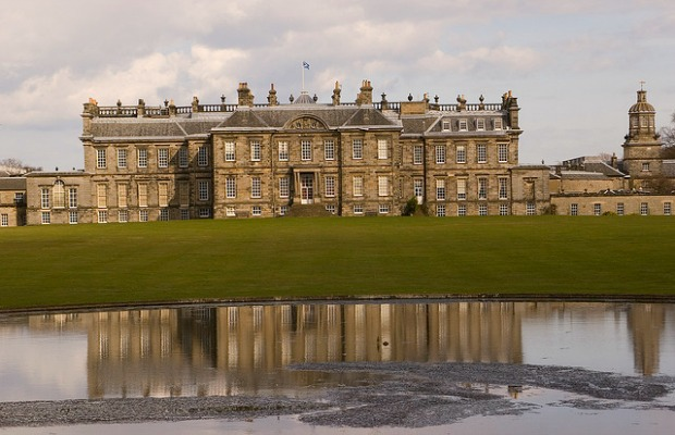 Hopetoun House, Scotland