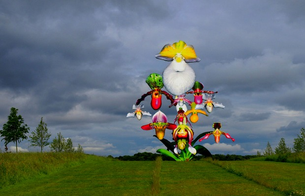 Jupiter Artland, Scotland, UK