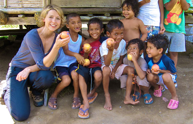 Samantha Brown ShermansTravel