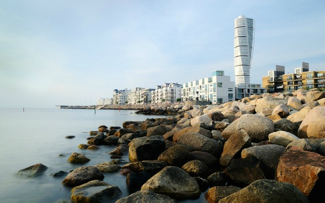 Western Harbour, Malmo, Sweden