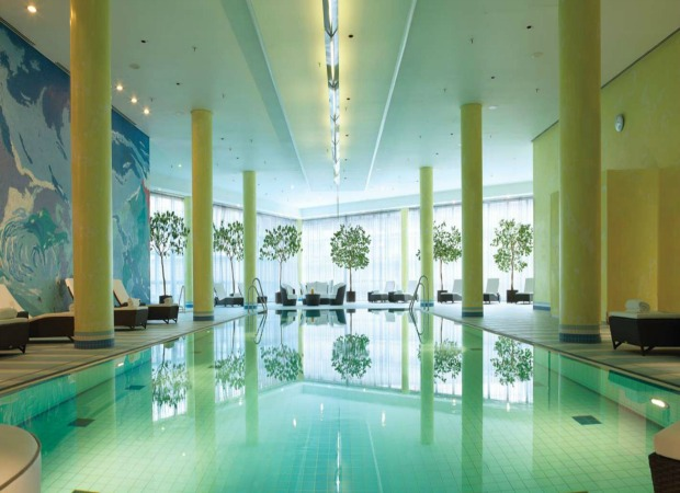 Kempinski Spa in Munich