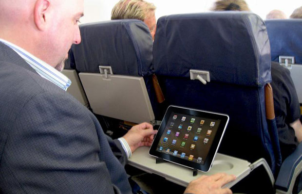 Airline In-flight iPad Offerings