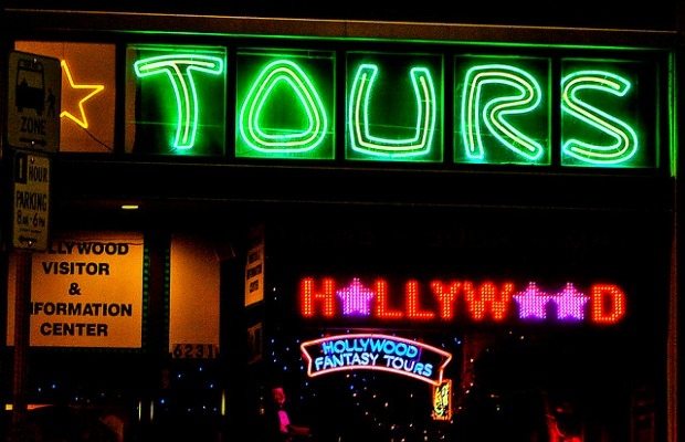 Neon Tour, Los Angeles, Museum of Neon Art