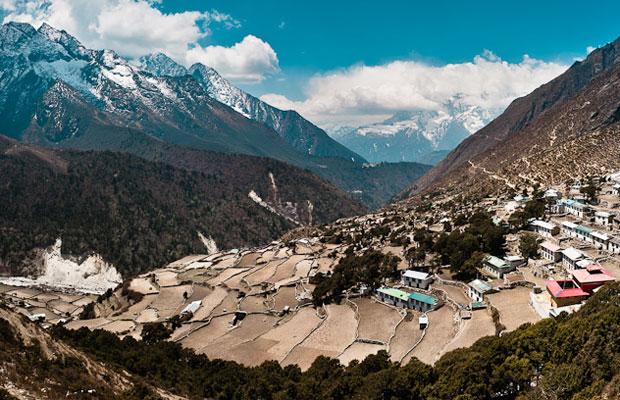 Panboche, Nepal
