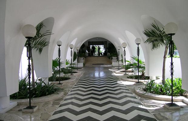Haiti El Rancho Hotel
