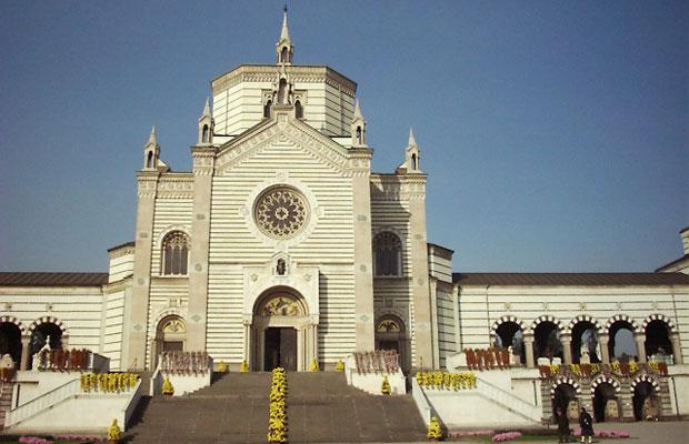 Milan Famedio Cimitero Monumentale