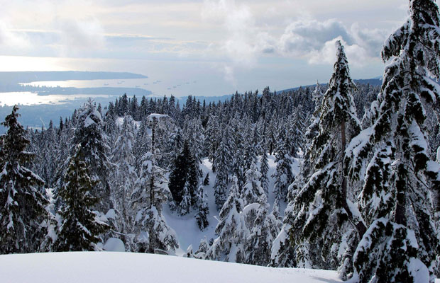 Vancouver Mount Seymour
