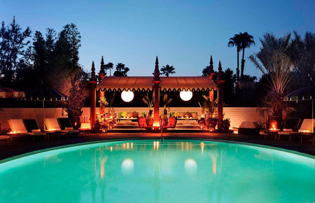 Palm Springs: Luxury and Less