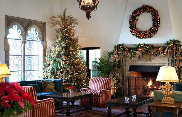 Sea Island, Georgia, Christmas, hotel