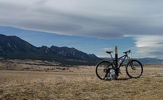 Boulder Biking