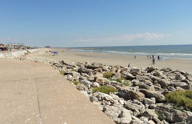 Budget Travel on Galveston Island