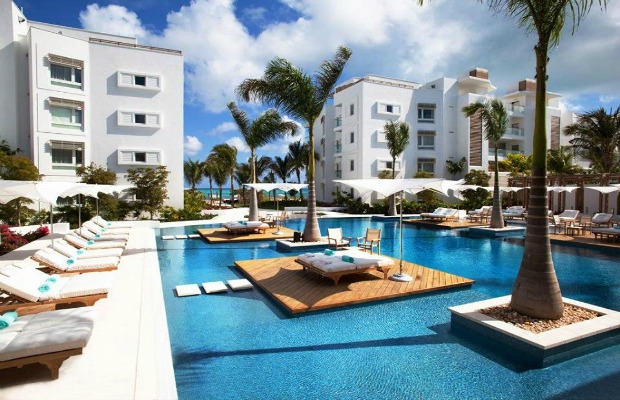 Turks and Caicos, Gansevoort, hotel