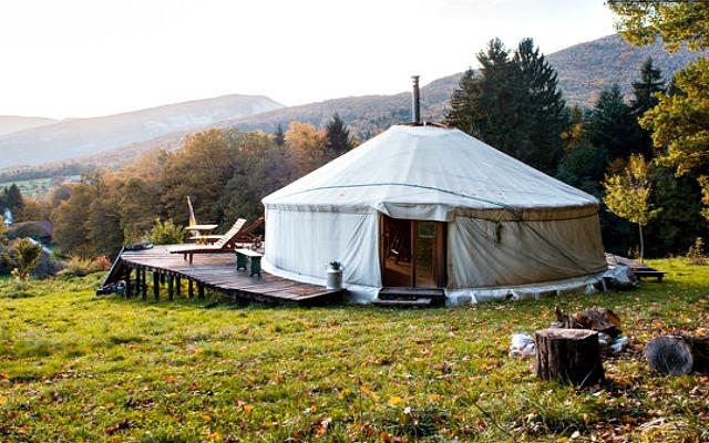 yurt, France