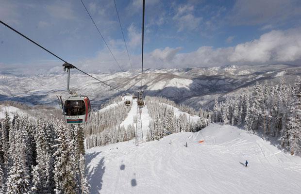 Aspen-ski