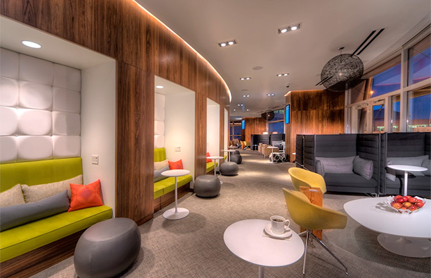 AMEX Centurion Lounge at LAS