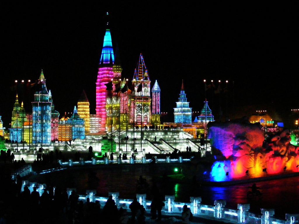Harbin-snow-and-ice-festival