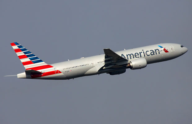 American Airlines, new livery