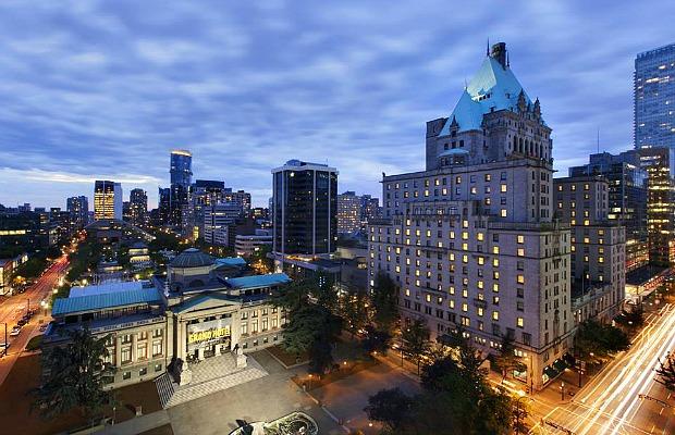 Facebook/Fairmont Hotel Vancouver