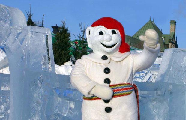 Bonhomme, Quebec's Winter Carnival Mascott