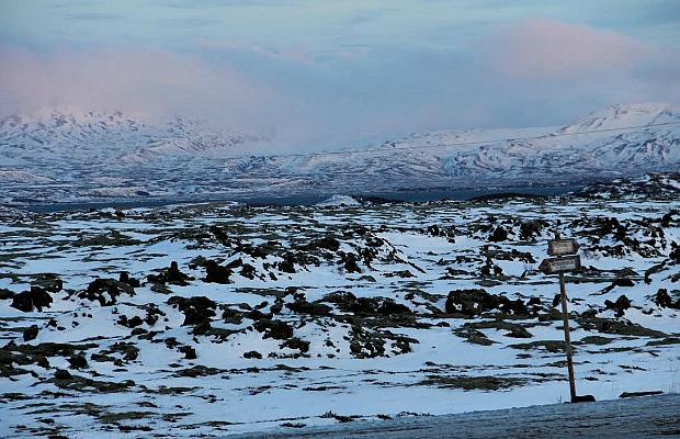 Iceland Tundra