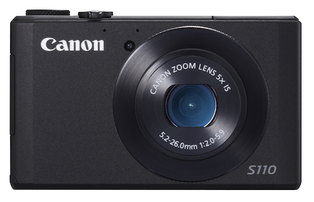 Canon PowerShot S110 - a great affordable camera for travel