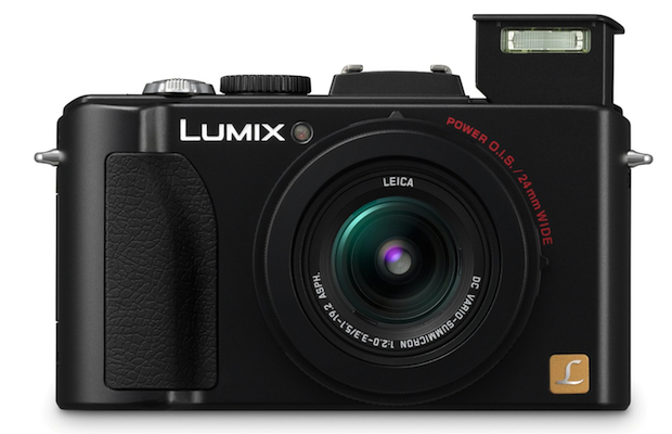 Panasonic Lumix DMC LX5 - a great affordable camera for travel
