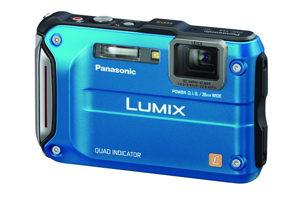 Panasonic-Tough TS4 - one of the best cheap point and shoot cameras for travel