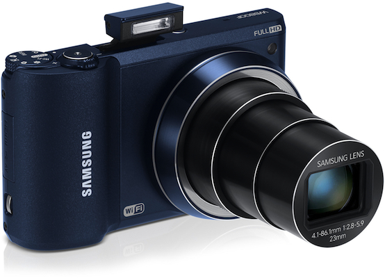 samsung wb800f - one of the best cheap point and shoot cameras for travel
