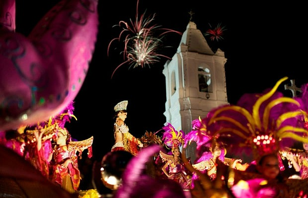 carnival celebrations around the world