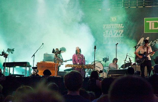 Montrealjazzfestival