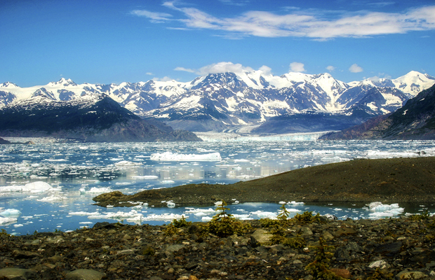 Alaska - Columbia Glacier - Prince Williams Sound - 620 - by Nomadic Lass