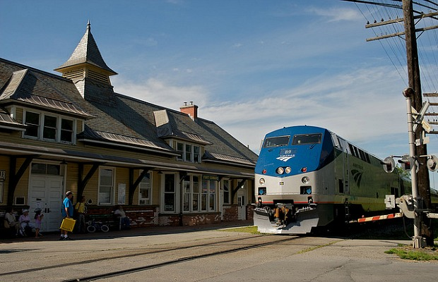 nyc to montreal - amtrak weekend getaways - adirondacks route