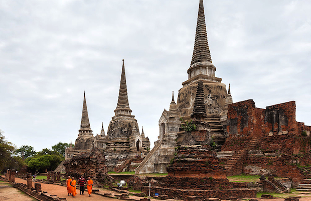 Ayutthaya- Diego Delso, Wikimedia Commons - 620