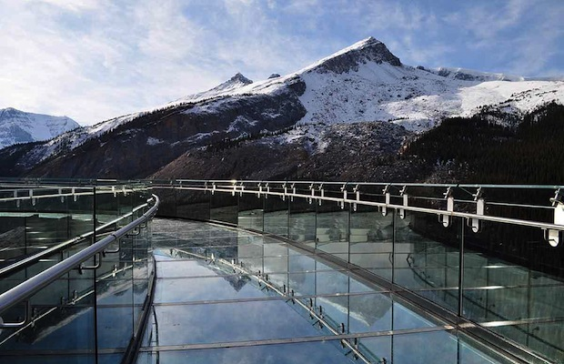 glacier skywalk 2 - banff alberta canada - brewster travel canada - 620