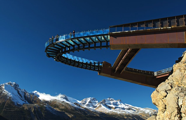 glacier skywalk 4 - banff alberta canada - brewster travel canada - 620